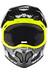 bluegrass Brave Fullface-Helmet black/yellow